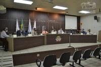 Câmara aprova dois Projetos de Lei, 8 Indicações e uma Moção de Aplauso a Secretário Municipal