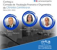 Conheça a  de Comissão de Fiscalização Financeira e Orçamentária