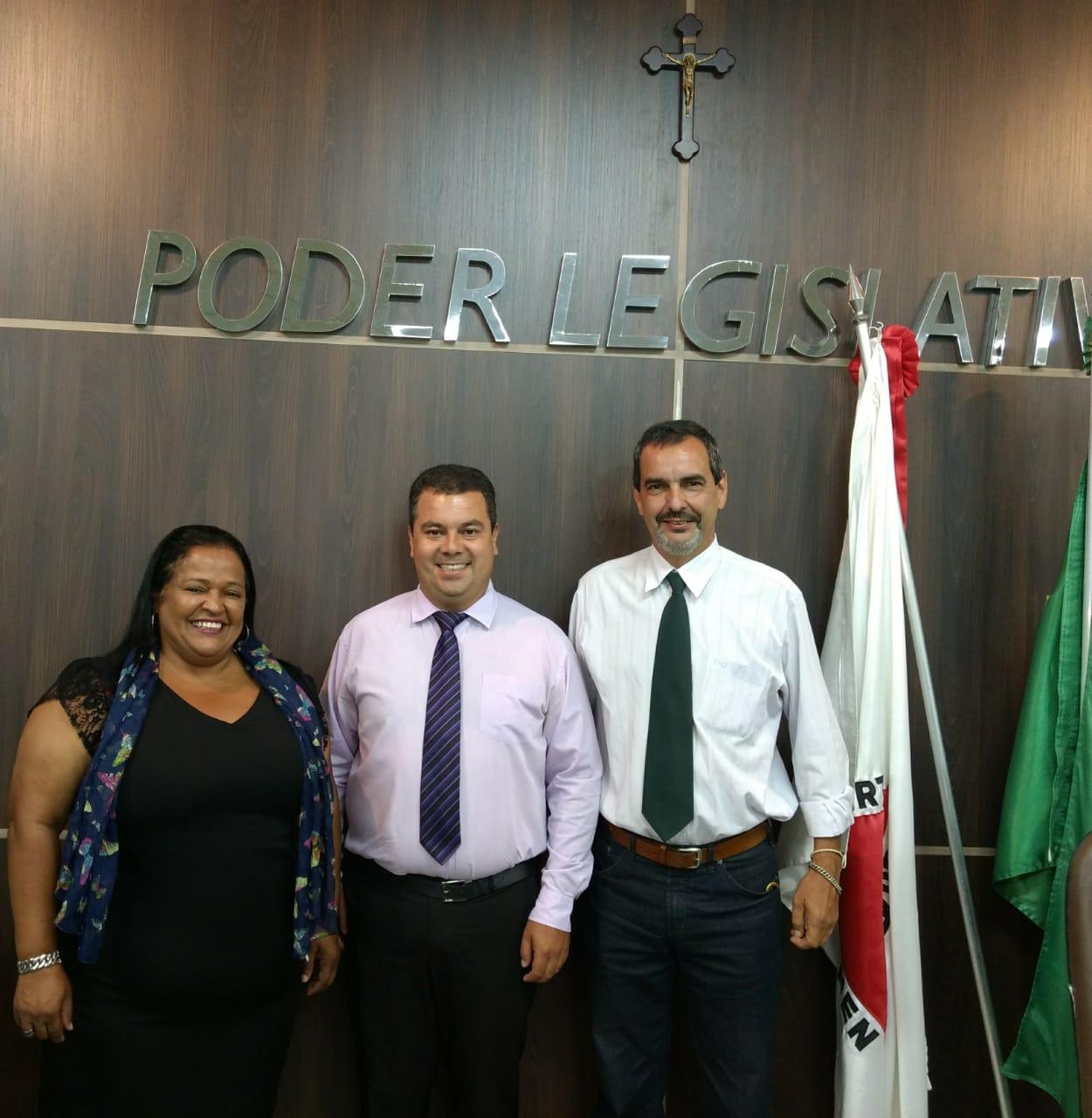 Eleita nova mesa diretora da Câmara de Vereadores para o biênio 2019/2020