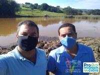 Em parceria com a Câmara, o Pró - Mananciais estimula preservação hídrica na Campanha