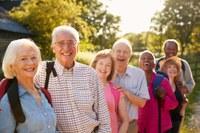 Indicação - Estudar a possibilidade de realizar um Encontro  Anual para a Terceira Idade, oferecendo palestras com vistas à prevenção para a saúde