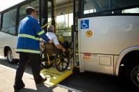 Indicação - Implantar recursos nos transporte coletivos, com a finalidade de facilitar a acessibilidade dos usuários com deficiência ou mobilidade reuzida