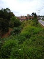 Indicação pede a Limpeza do Ribeirão Santo Antônio, nos fundos do Jardim Sion