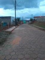 Indicação pede Providências quanto à pavimentação da Rua Tristão de Alvarenga, no trecho compreendido entre os n°s 542 e 1204.