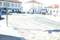 Indicação - Realizar melhorias na sinalização de trânsito no encontro das Ruas Dr. Brandão, Saturnino de Oliveira e Américo Lobo com a Praça Dom Ferrão, com a pintura da sinalização horizontal e colocação de sinalização vertical