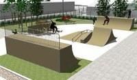 Indicação - Realizar um estudo nos locais onde já existem quadras de esporte, a fim de viabilizar a construção de pistas de skate de forma a atender aos praticantes desse esporte
