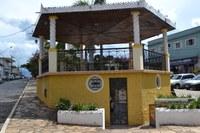 Indicação Solicita a Disponibilização do banheiro do coreto da Praça Dom Ferrão para a população