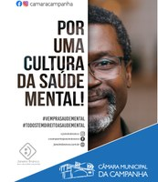 Janeiro Branco destaca a importância do cuidados com a Saúde Mental em tempos de pandemia