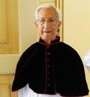 Moção de Pesar pelo falecimento do ilustre Monsenhor José Hugo Goulart Silva, ocorrido na data de 25 de abril de 2019