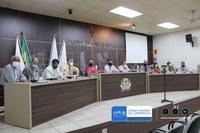 Segurança pública, infraestrutura urbana e rural, saúde e trânsito foram temas da 32ª Sessão Ordinária